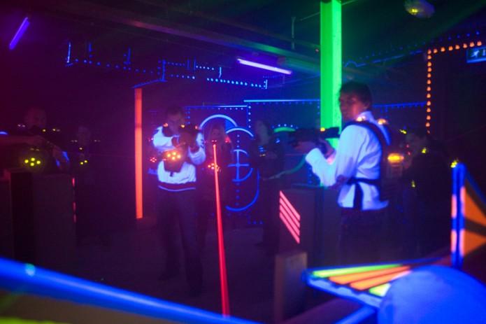 Lasergame Oranjevereniging Zuid Beijerland Korendijk